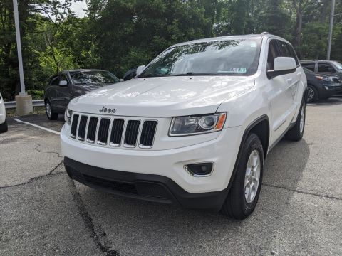 Pre-Owned 2014 Jeep Grand Cherokee Laredo 4WD Sport Utility