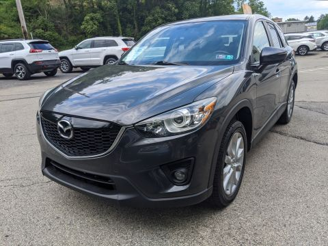 Pre-Owned 2015 Mazda CX-5 Grand Touring AWD Sport Utility